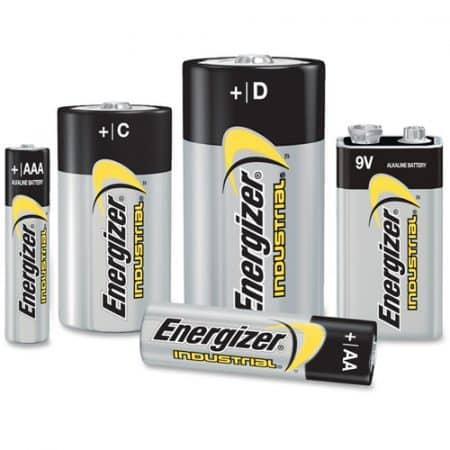 Energizer alkaline batterier