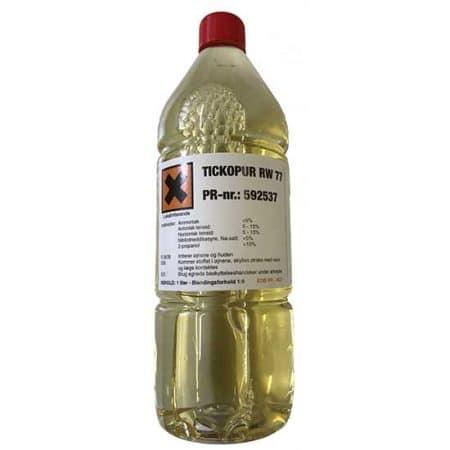 TICKOPUR RW 77 - 1 liter