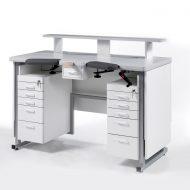 STA WB 1450, arbejdsbord med hæve/sænke bordplade
