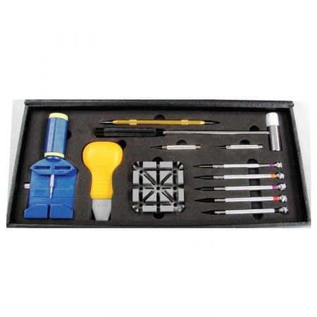 Værktøjssæt til lænker og remme, EF2580
