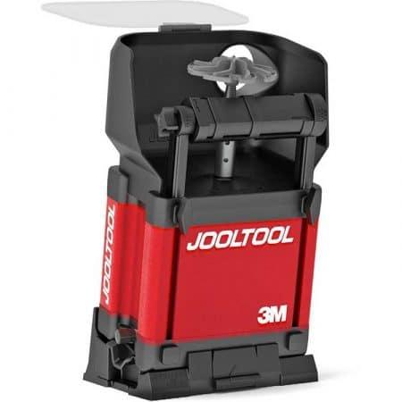 """Jooltool slibe- og polermaskine, med """"See-Thru"""" teknologi"""