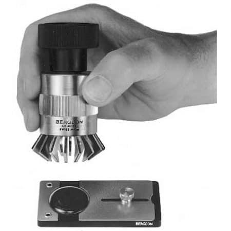 Bergeon 4266, glas værktøj