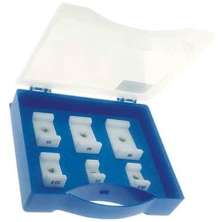 Horotec 06.530, bakker i nylon, til facon glas og firkantede bagkasser